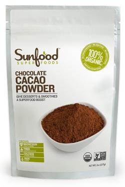Cacao Powder From WarriorsOfWeight.com