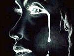 Tears On Face