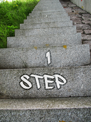 We Can Succeed By Taking 1 Step
